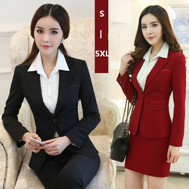 Las Skirt Suits Quality Business Directly From China Suit Suppliers Women Office Set