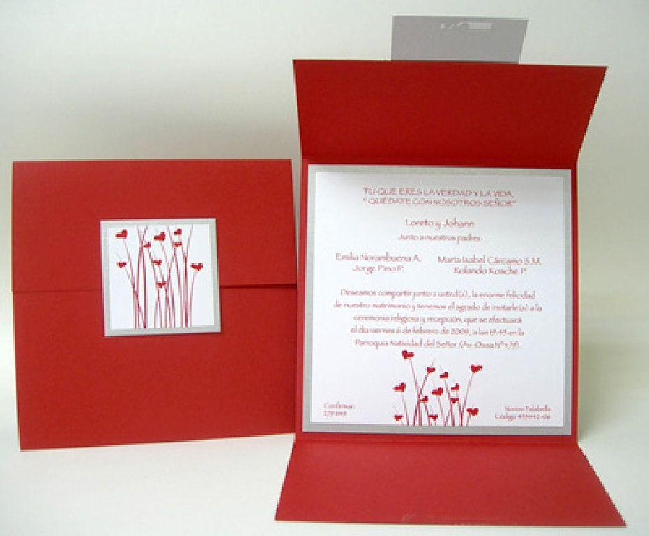 Invitaciones De Boda Sencillas Para Regalar 10 Hd Wallpapers