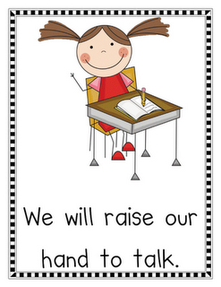 Mrs Jump's class: Classroom Rules freebie