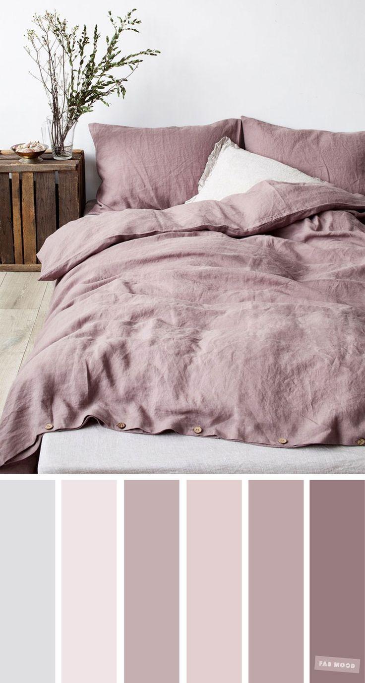 Photo of Shades of Mauve Color Ideas para dormitorios # Dormitorio # Color # Ideas # Malva # Shades