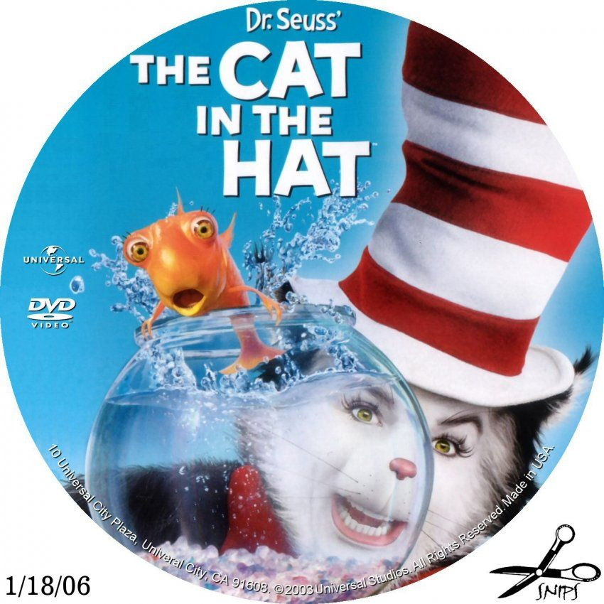 The cat in the hat | The Cat In the Hat