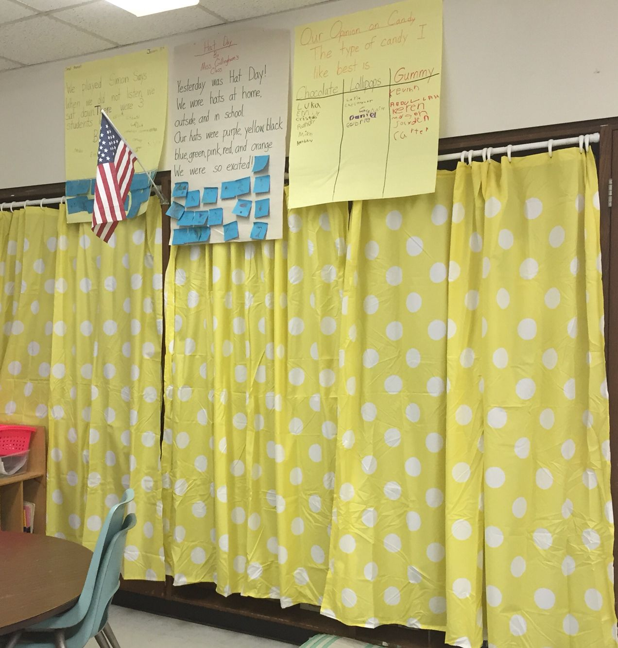 Use Tension Rods And Shower Curtains To Hide Visual Noise From