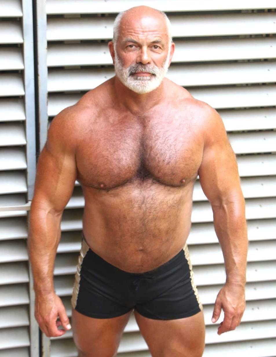 Mature muscle bears