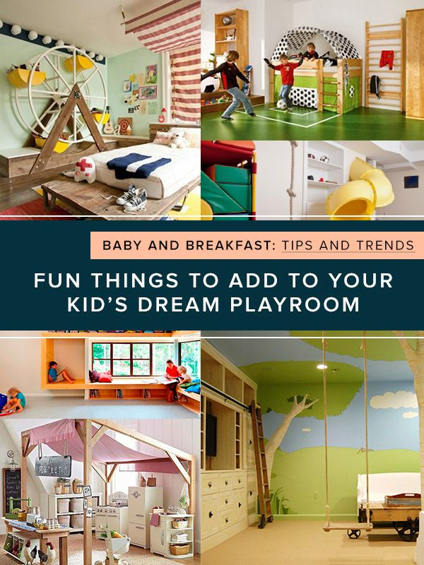 12 Things To Add To Your Kids Dream Playroom Playroom Dream House Rooms Dream House Interior