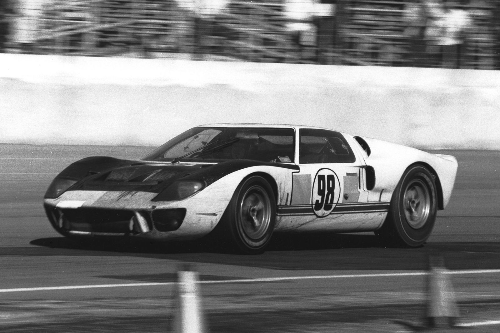 Here S Every Major Winning Ford Gt40 At Monterey Car Week Gt40