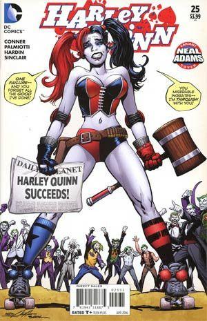 Harley Quinn #30 DC Rebirth NM