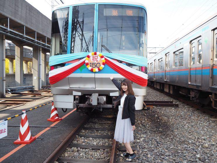 三田 車両 新型 都営 線 「キングジム」 都営三田線の新型車両「6500形」