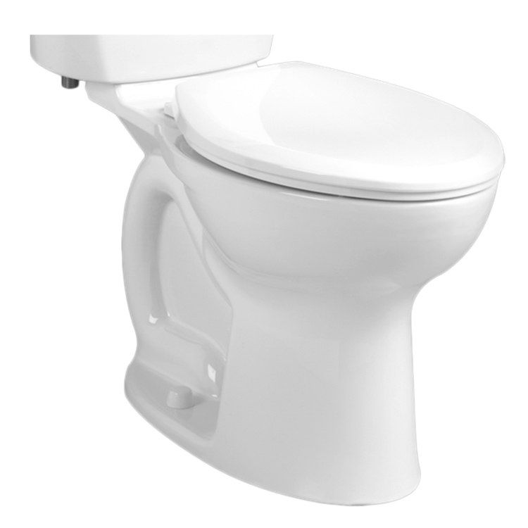 American Standard 3517d 101 020 Cadet Pro Round Toilet Bowl With