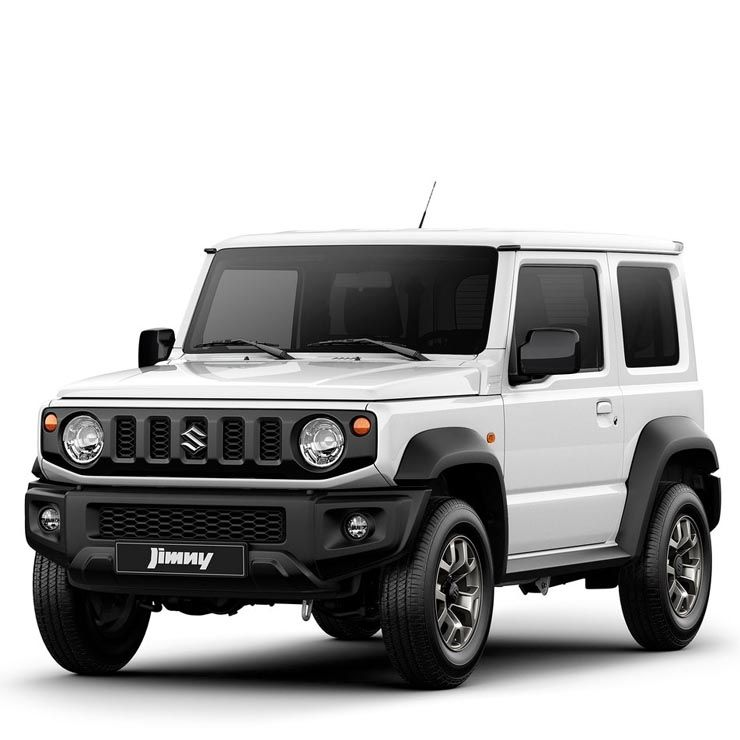 New Suzuki Jimny Confirmed For Indonesia India Next Suzuki