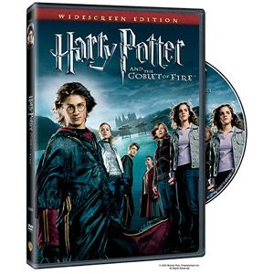 Harry Potter And The Goblet Of Fire Dvd Walmart Com Goblet Of Fire Harry Potter Goblet Rowling Harry Potter