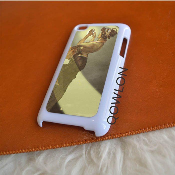 Alphonse Mucha Art iPod Touch 4   4TH GEN Case