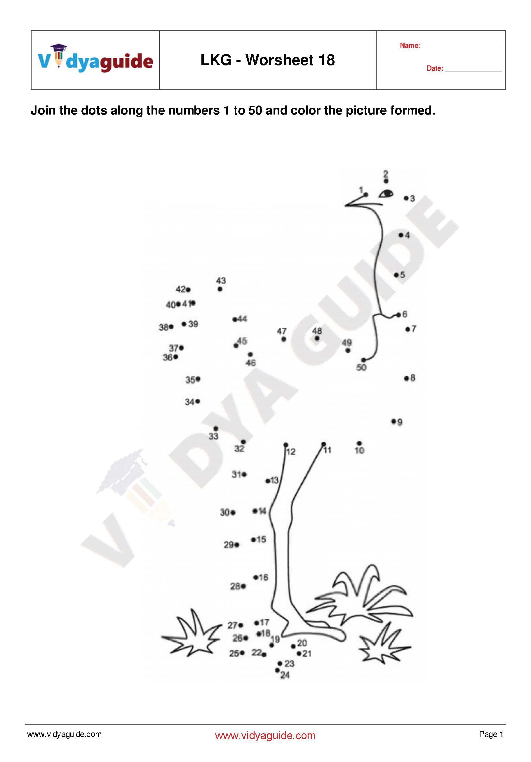 Lkg Worksheets Set 04