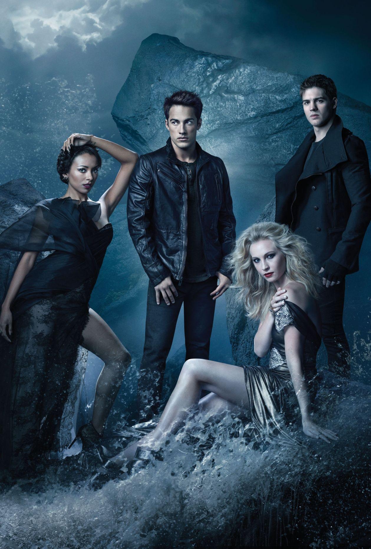 The Vampire Diaries Poster Vampire Diaries Poster