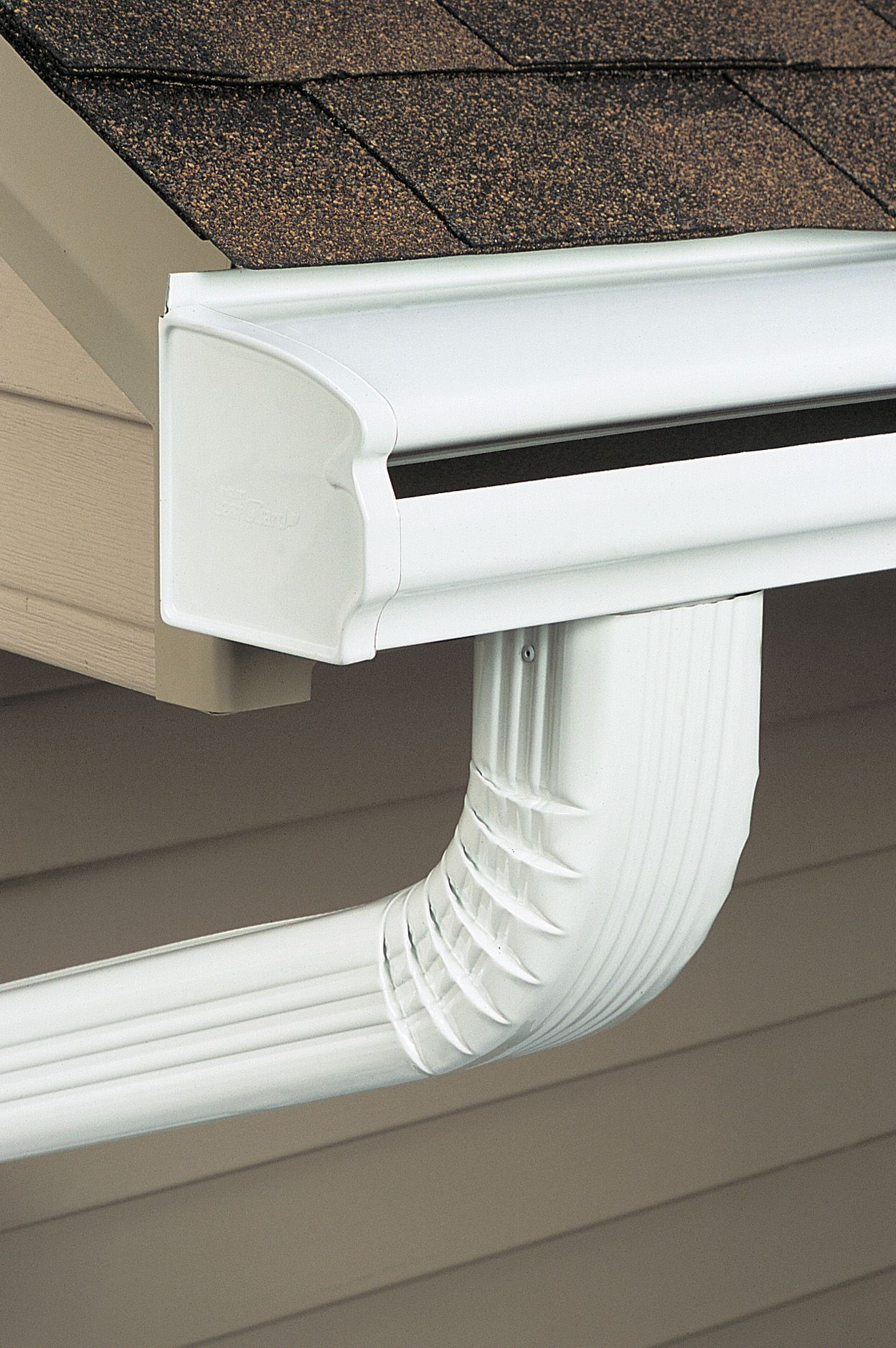 Why Aren T My Gutter Downspouts Working Gutters Downspout How To Install Gutters