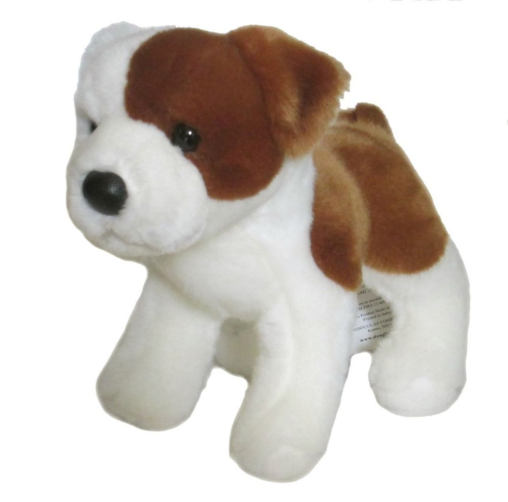 Douglas Lovey Bulldog 10 Plush Stuffed Dog American Staffordshire