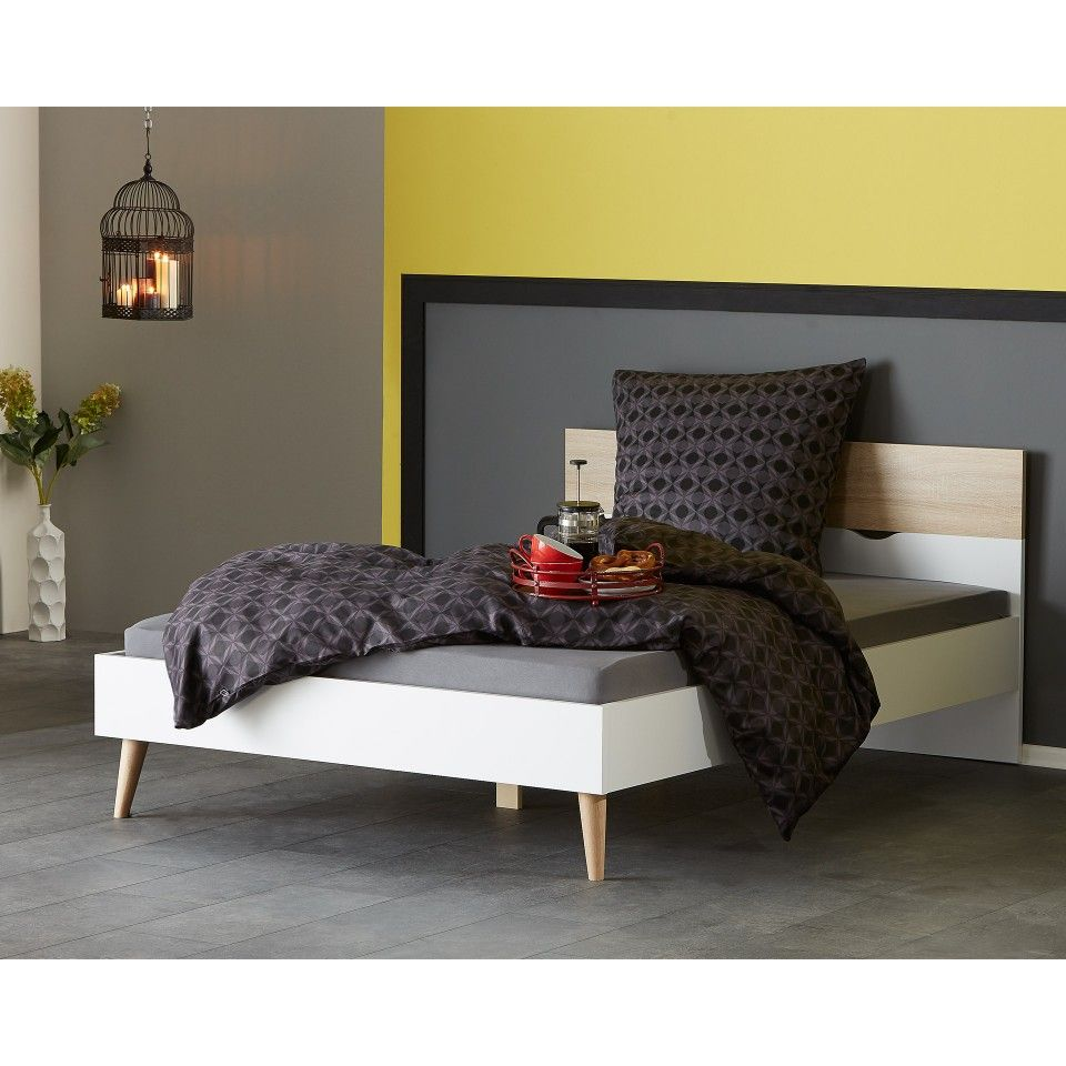 bett delta 180x200 wei d nisches bettenlager schlafzimmer pinterest schlafzimmer. Black Bedroom Furniture Sets. Home Design Ideas