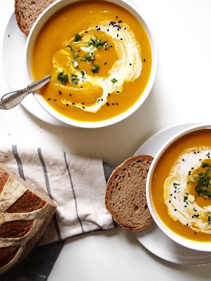 10 soups for cold weather