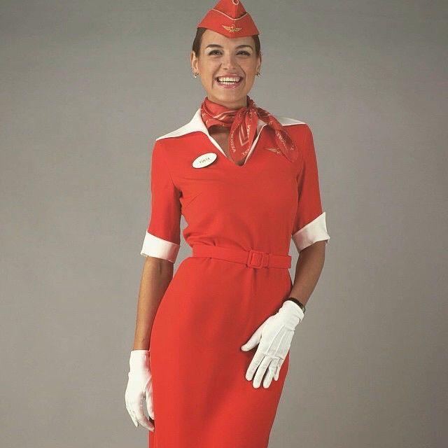 Одежда стюардесс россии фото