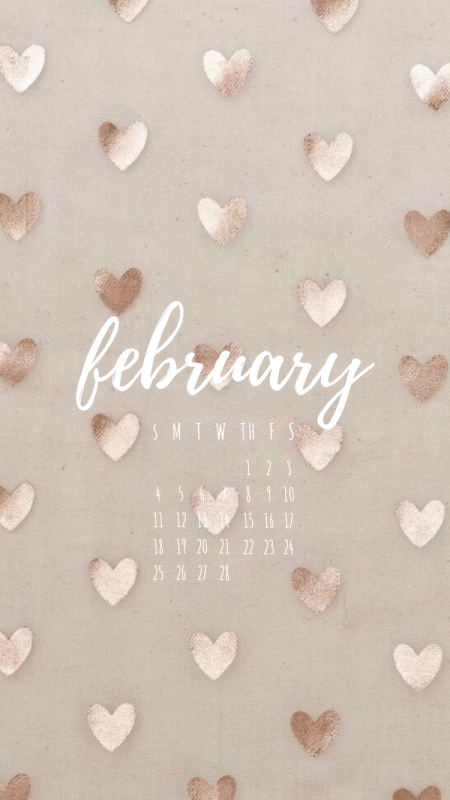 How To Use Canva Make Calendar Phone Wallpapers J Tay And Little A