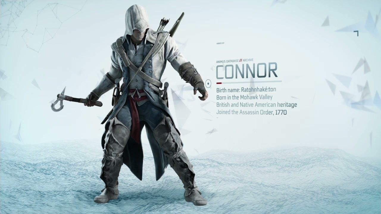Sorry, that assassin s creed 3 native american