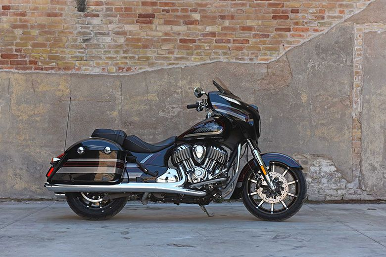 2018 Chieftain Limited Indian Cruisers Review Specs Price