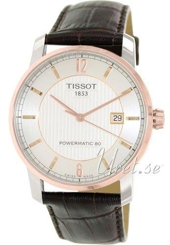 Tissot Tissot T-Classic Hopea/Nahka kello T087.407.56.037.00. Materiaalit & Mitat Malli:T087.407.56.037.00 Sarja:Tissot T-Classic Tyyppi: