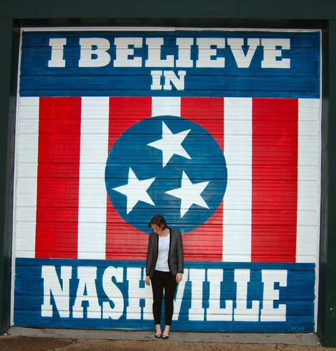 Believe in Nashville.  @Shannon Thompson