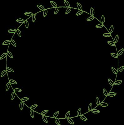 Freetoedit Circle Leaves Remixit Free Clip Art Clip Art Borders Clip Art