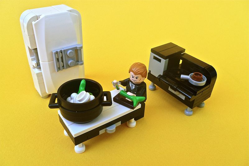 Kitchen elements   by flailx