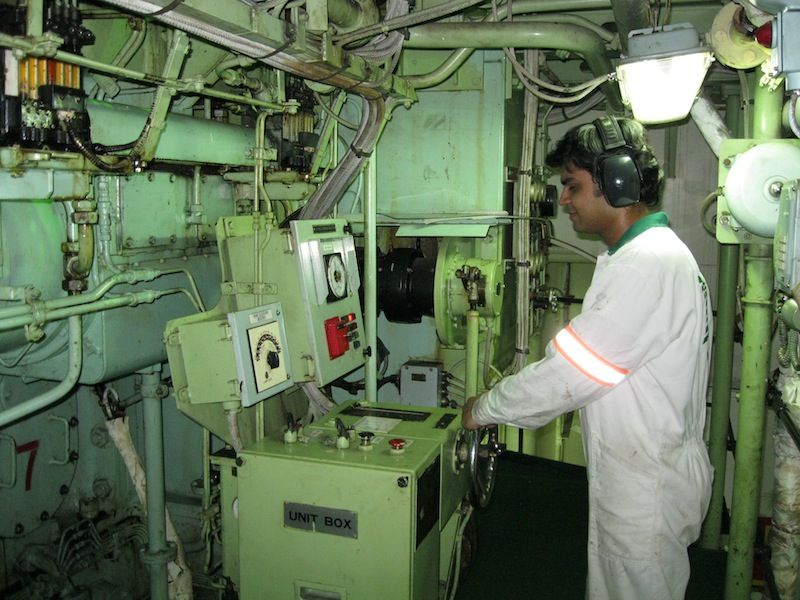 As A Marine Engineer On Board Ships Understanding How Your
