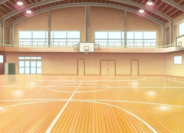 School, Background, Anime Background, Anime Scenery, Visual Novel Scenery…