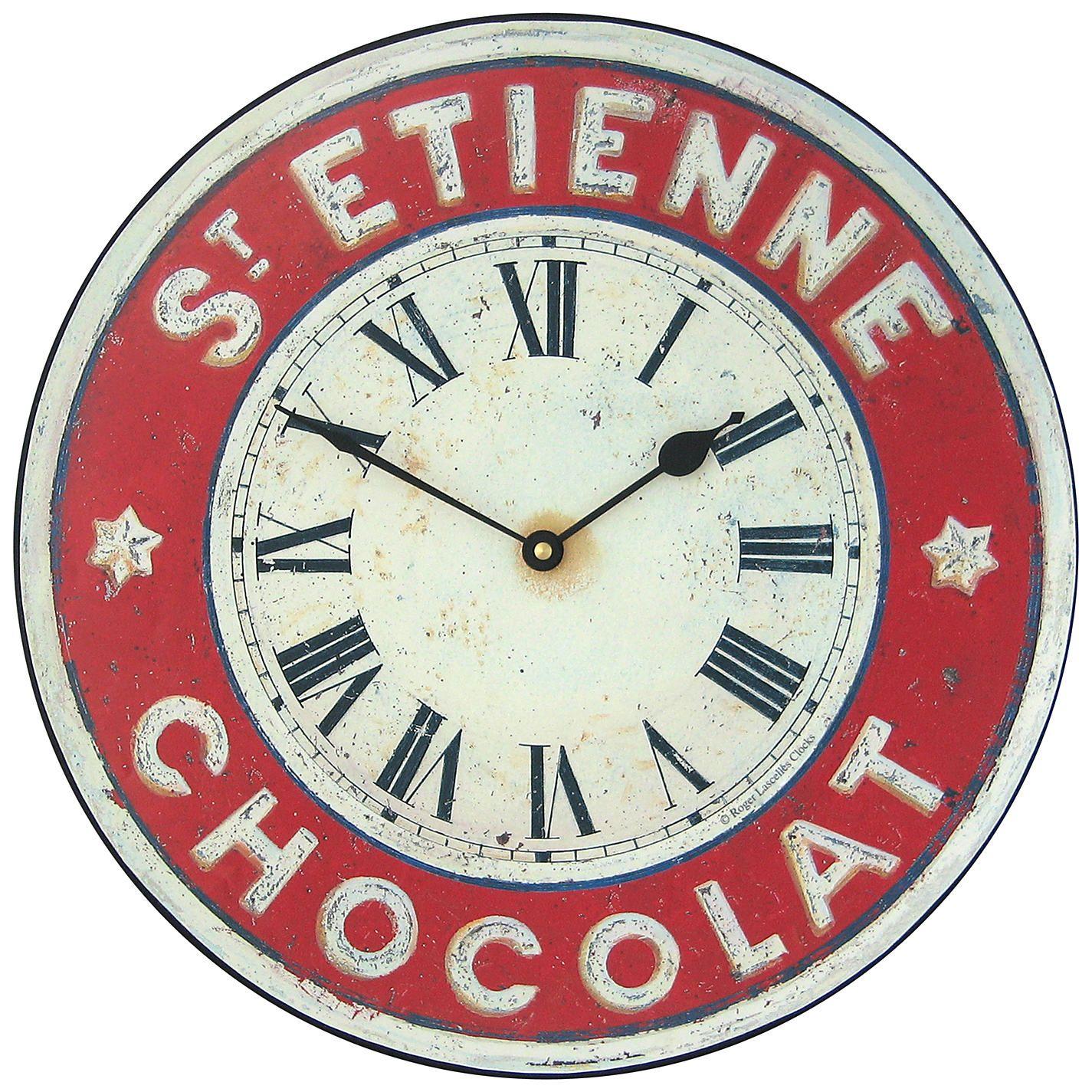 Buy lascelles st etienne wall clock red dia36cm online at john buy lascelles st etienne wall clock red dia36cm online at john lewis amipublicfo Gallery