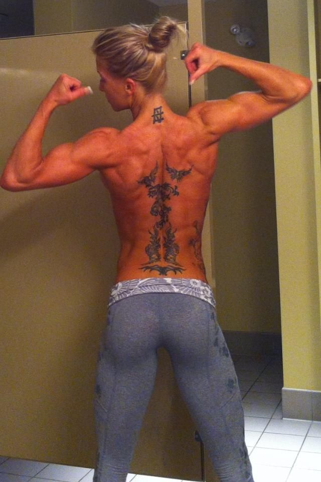 buffyshot: The hardbody with a Dragon Tattoo | Fitness ...