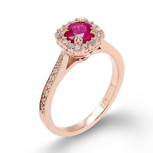 Absolutely love this for an engagement ring. Also reasonably priced.