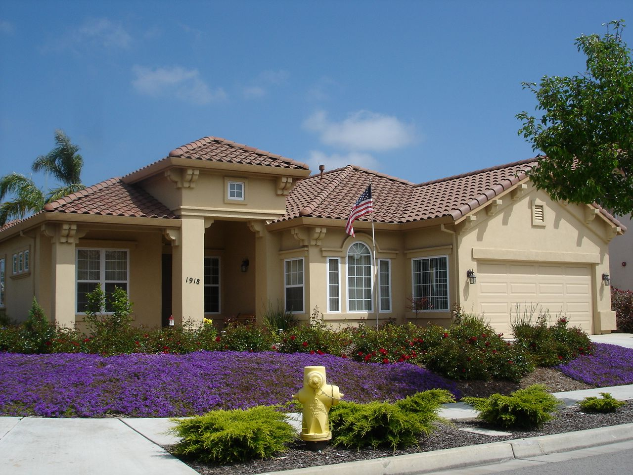 California Home Plans Ranch Style