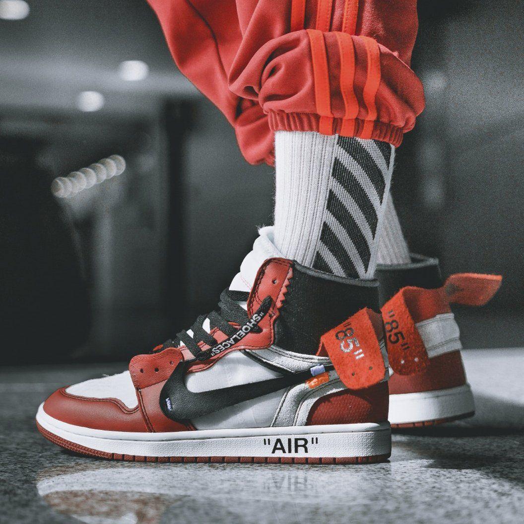 Jordan 1 Retro High OffWhite Air jordans