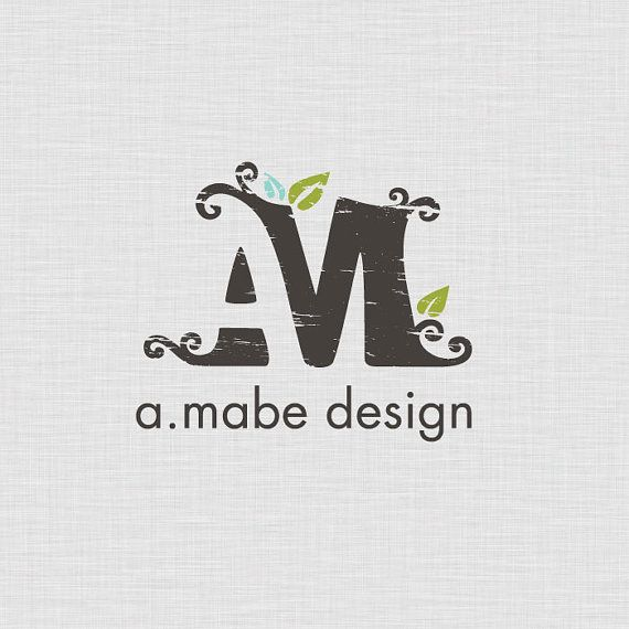 Custom logo design package photography logo design business card watermark disk label