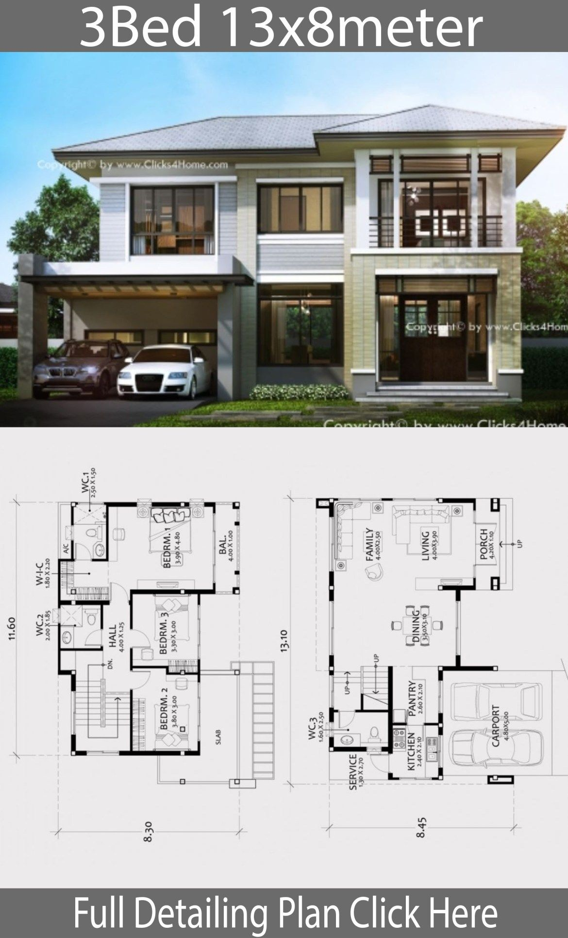 Home design plan 322x322m with 32 bedrooms   Home Design with ...