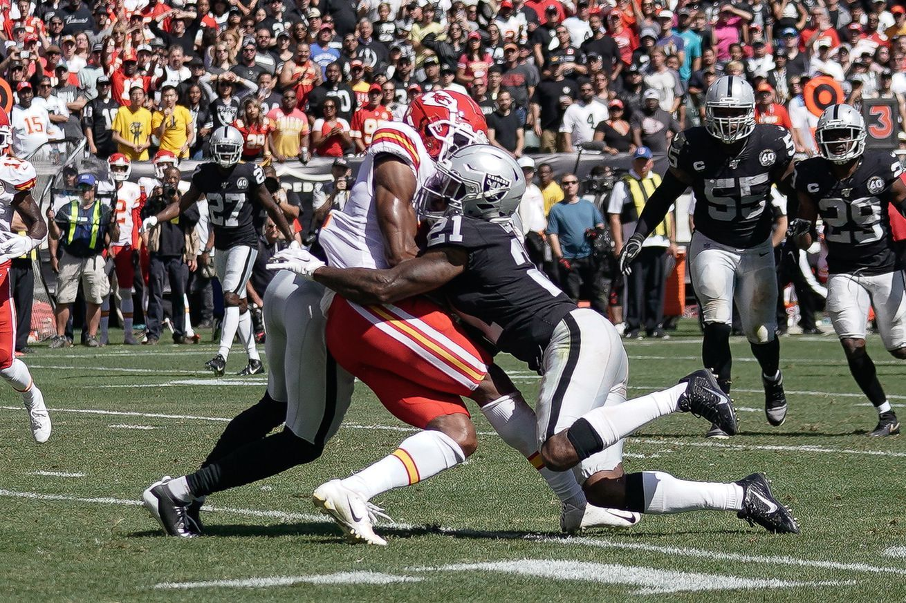 Raiders Week Two Ballers Busters Vs Chiefs Part Two Nfl News Nfl Update Nfl Nfl Slash Busters Nfl News Usa Today Sports