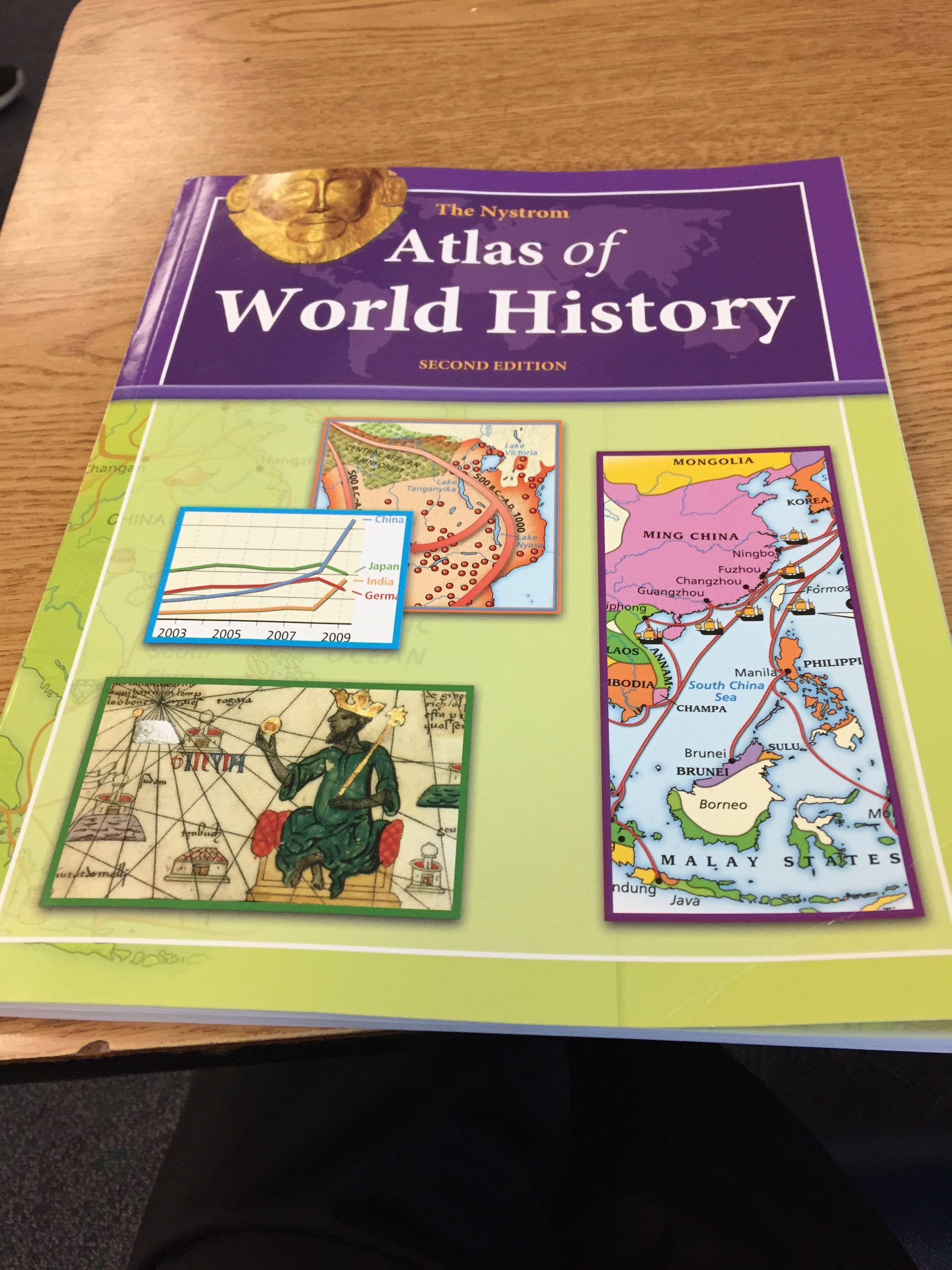 Nystrom Atlas Of World History Worksheets Answer Key