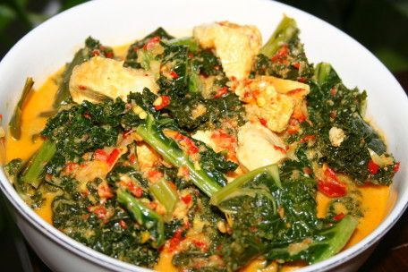 Resep Gulai Ayam Daun Singkong Resep Masakan Dapur Arie Resep Resep Masakan Gulai Masakan