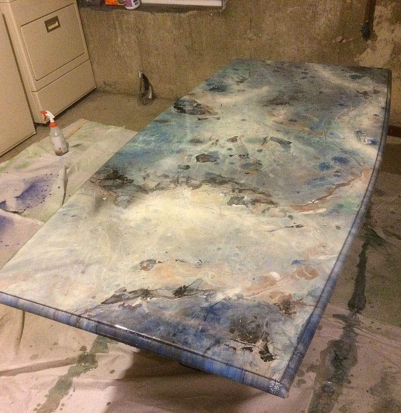 Concrete Countertops Advantages And Disadvantages Concrete