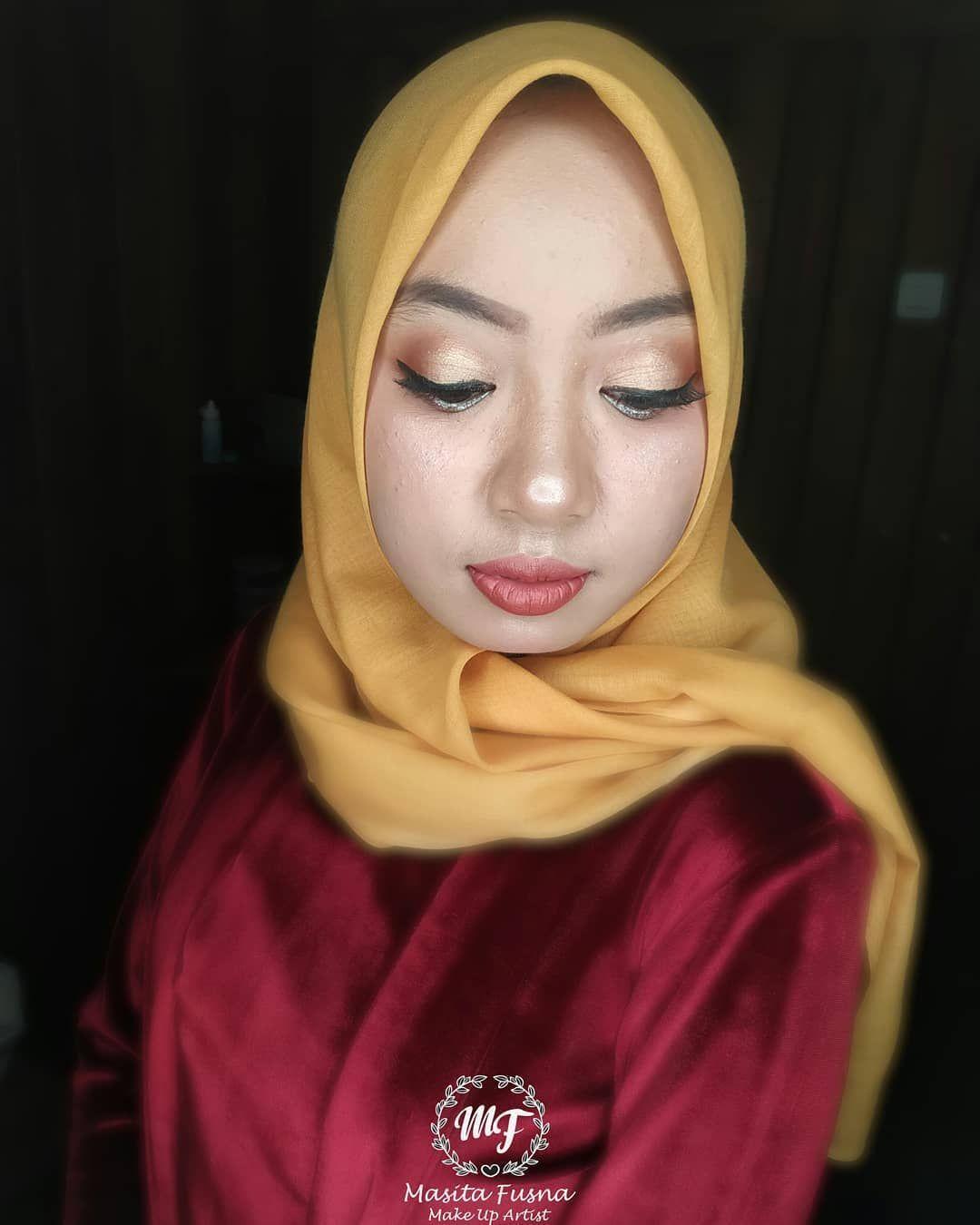 Photo of MAKEUP PESTA / Kondangan Makeup by @masita_fusna . . . Info makeup dan sewa keba…