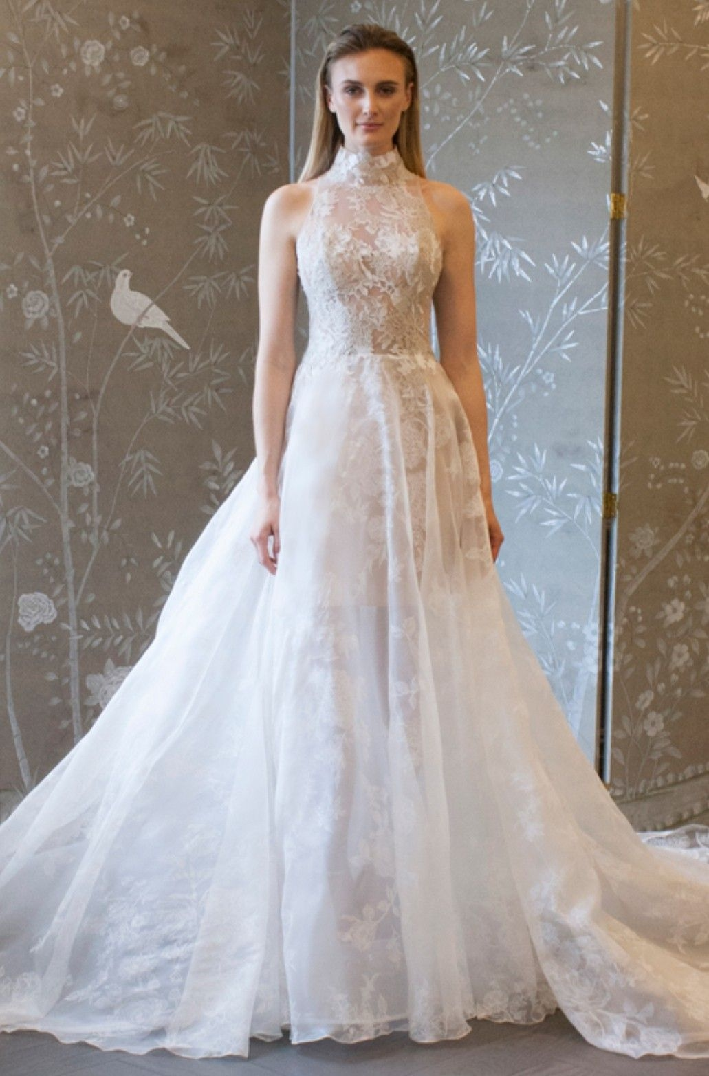 Romona keveža spring bridal bridal gownball gown volume