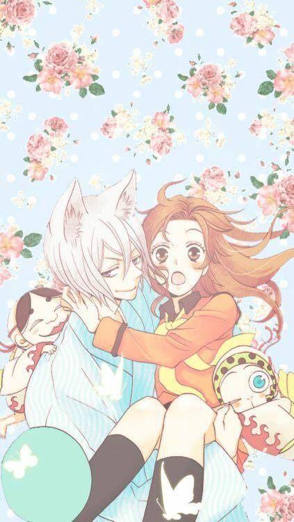 Mylittleworld Kamisama Hajimemashita Tomoe Anime