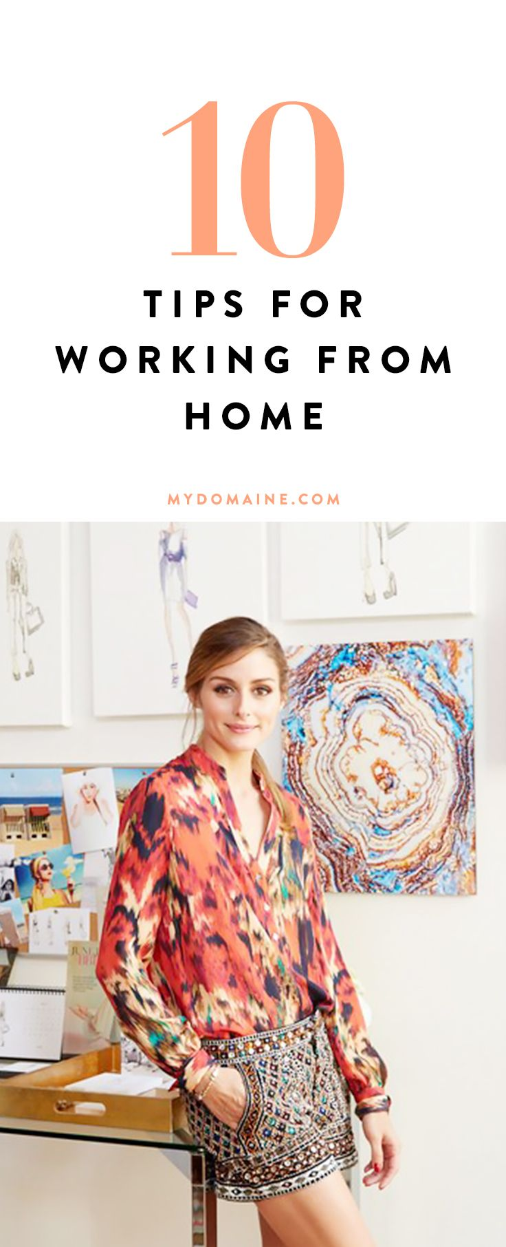 Olivia Palermo Apartment Decor 10 Tips For Working From Home Like A Pro Career Financial