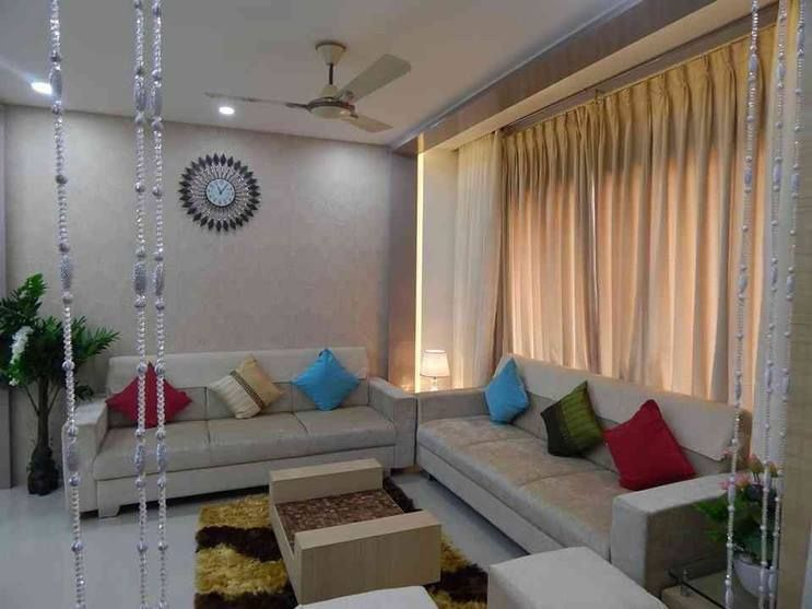 2bhk Flat Interior In Surat Gujarat Click On The Link Below For View More Design Pictures