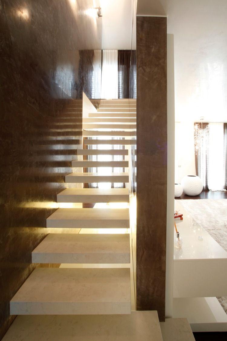 Pietre Bianca Per Interni scala in marmo, idee per scala moderna, scala bianca, scala