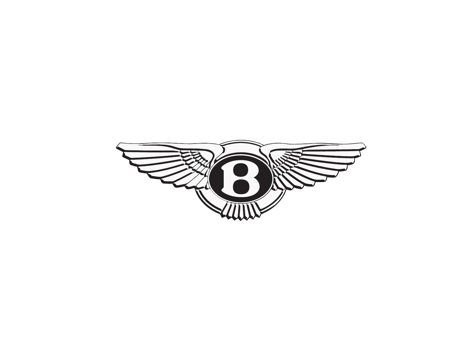 car logo with a b and wings wwwimgkidcom the image