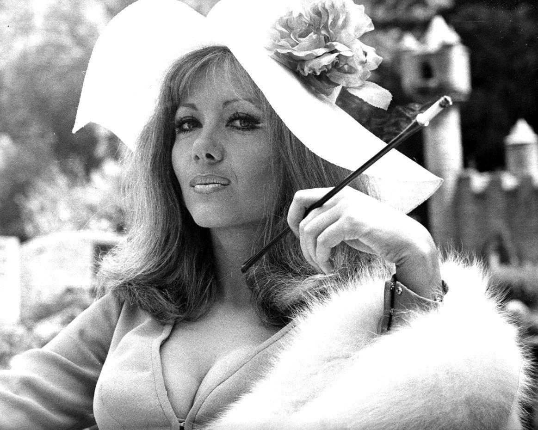 Ingrid Pitt, Where Eagles Dare (1968): OldSchoolCelebs
